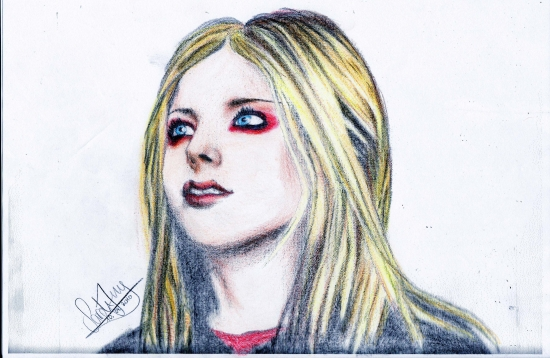 Avril Lavigne by postum